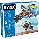 Knex Turbo Jet 2-in-1 Building Set