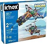 K'NEX – Turbo Jet – 2-in-1 Building Set – 402 Pieces – Ages