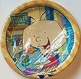 "Disney Playhouse Stanley 7"" Dessert Plates - 8 count"