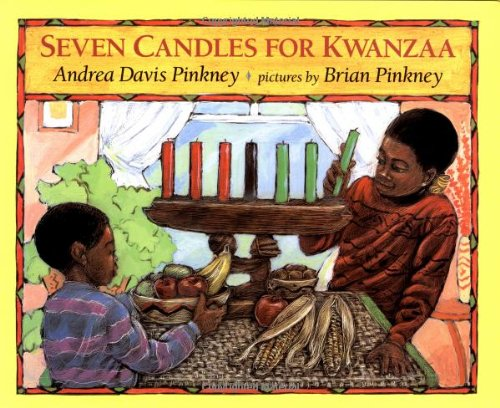 Seven Candles for Kwanzaa - Seven Candles