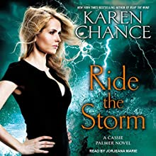 Ride the Storm Audiobook by Karen Chance Narrated by Jorjeana Marie