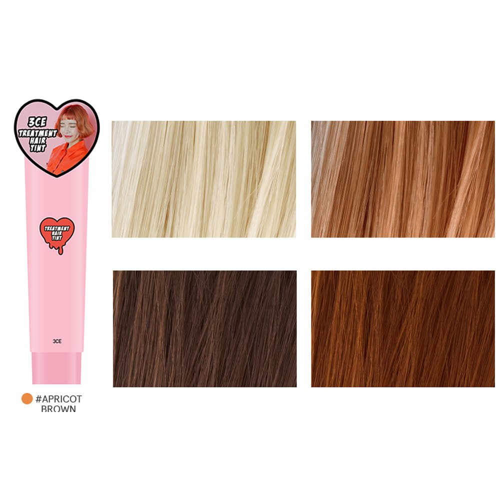Amazon 3ce Treatment Hair Tint 5 Colors To Choose Newly