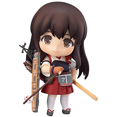 Good Smile Kantai Collection: Kancolle Akagi Nendoroid Action Figure: Good Smile Company: Toys & Games