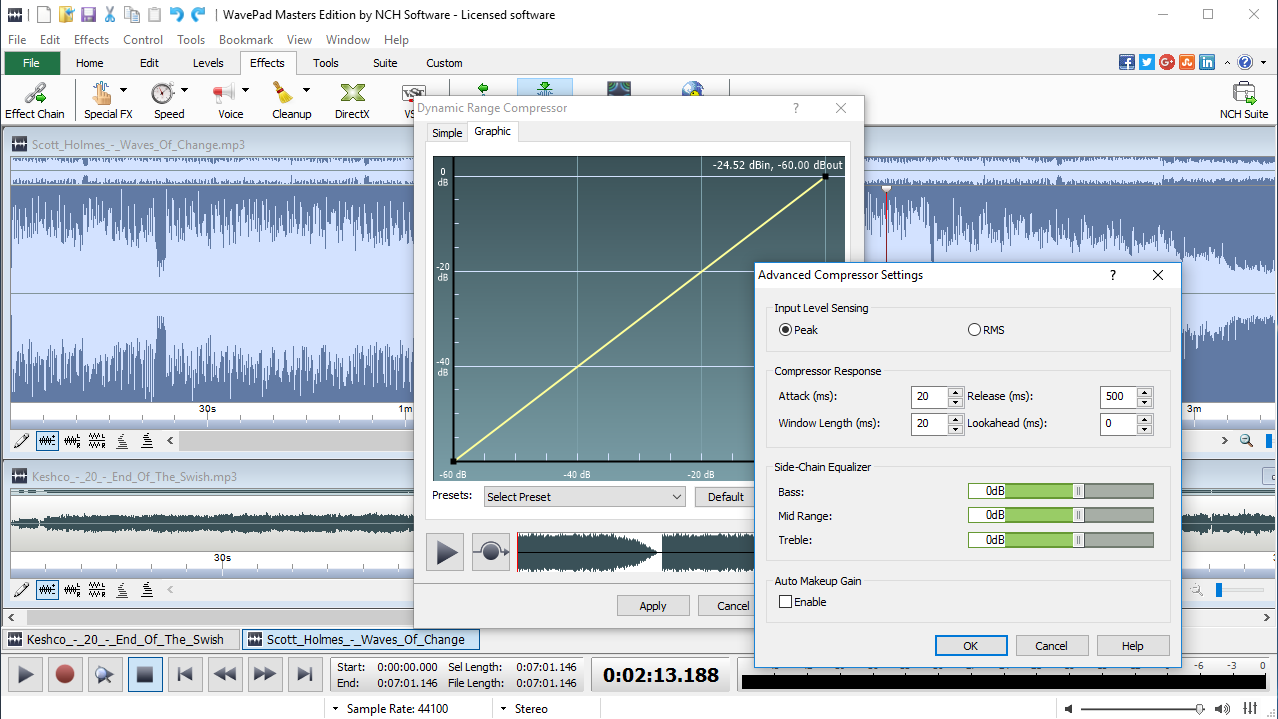 WavePad Audio Editing Software - Professional Audio and Music Editor for Anyone