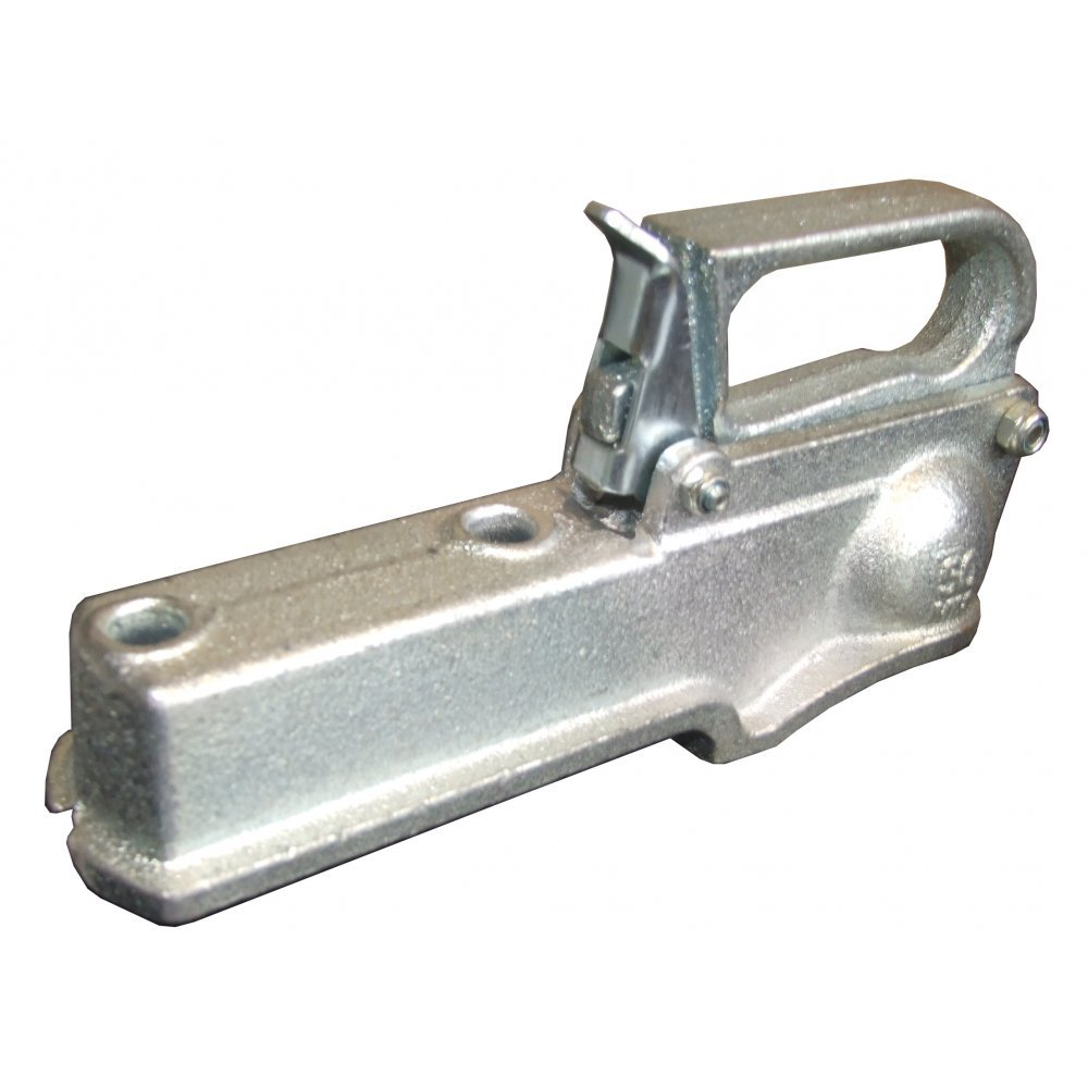 Cast Steel Trailer Hitch for 50mm Tow Ball Trident Towing