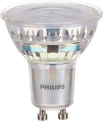 4,6W Équivalent 50W Blanc Chaud Philips Lot De 6 Ampoules Led Spot Culot Gu10