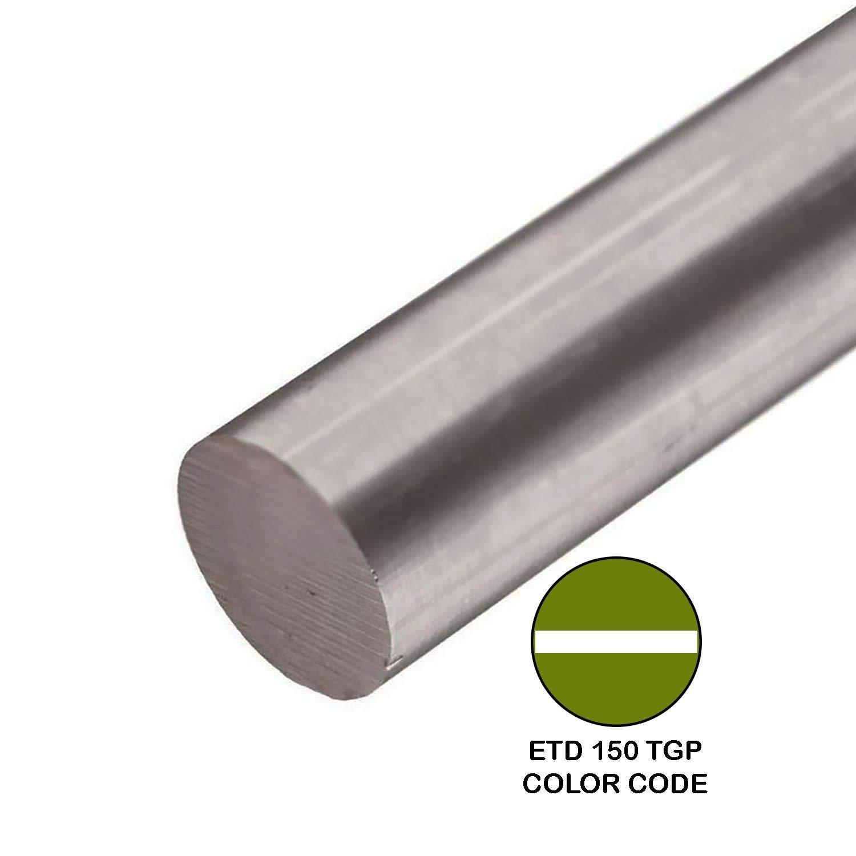 Online Metal Supply ETD 150 TGP Alloy Steel Round Rod, 1.125 (1-1/8 inch) x 60 inches by Online Metal Supply