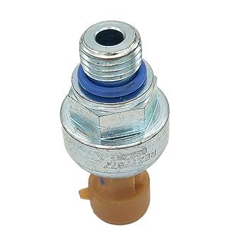 Sensor de presión de aceite interruptor Fit para John Deere Turbo re217077: Amazon.es: Coche y moto