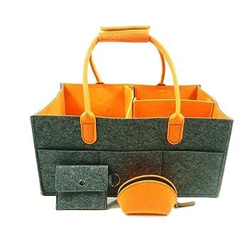 Baby Diaper Caddy U2013 Portable Toy Storage Organizer   Perfect For Newborn  Child, Infants,