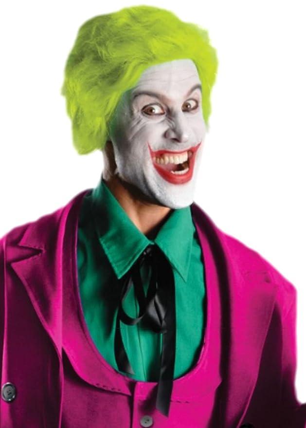 erdbeerloft - Disfraz hombre Joker con chaqueta, camiseta, chaleco, mosca, pantalones y guantes, M de l, púrpura: Amazon.es: Ropa y accesorios
