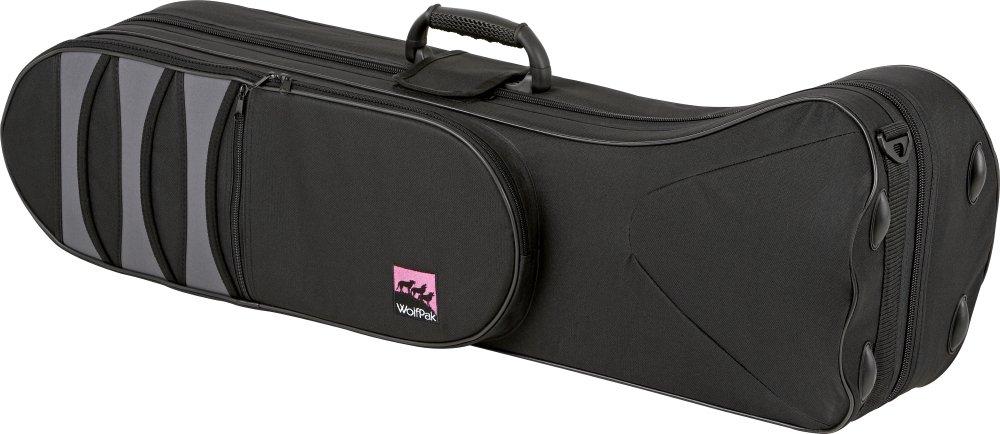 WolfPak Polyfoam Trombone Case Black RPFTM1