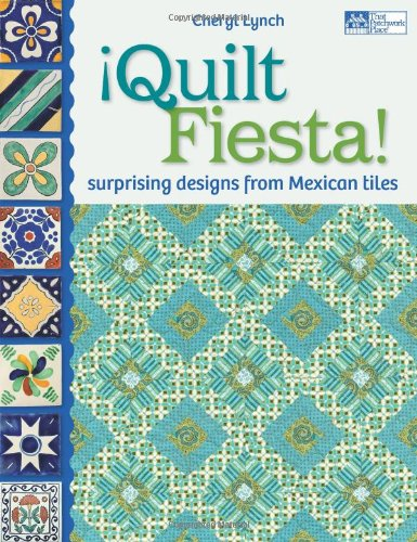 ising Designs from Mexican Tiles (Fiesta Pattern)