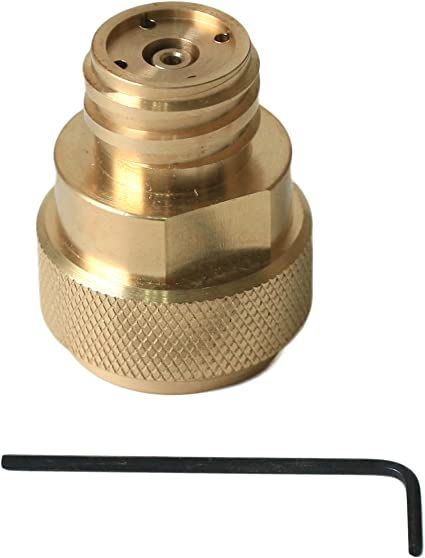 Sellution SodaStream CO2 Tank Paintball Canister Refill Adapter C02 Conversion