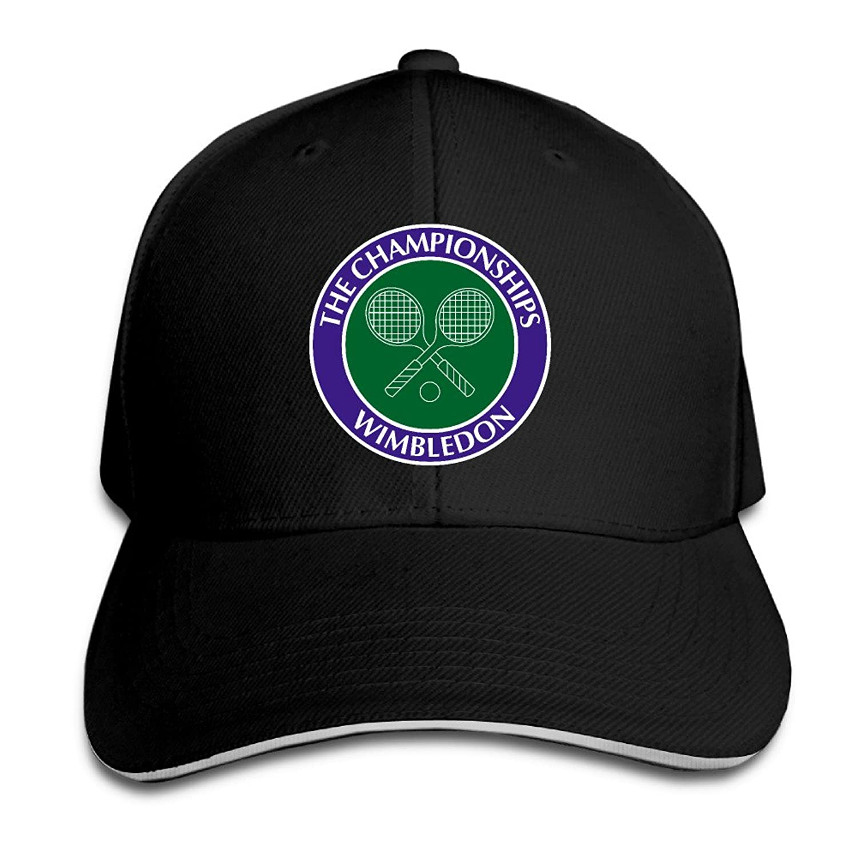 HIITOOP Wimbledon Tennis Championships Baseball Cap Hip-Hop Style