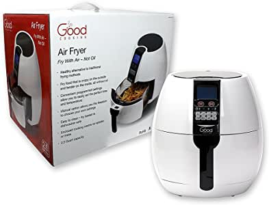 Amazon.com: Air Fryer with Digital Programmable Settings