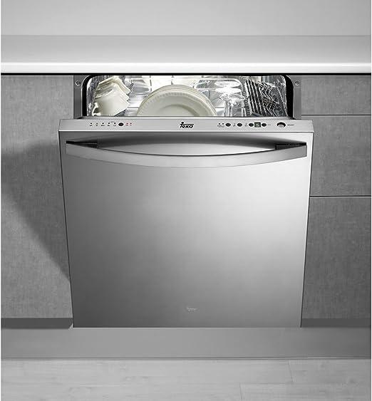 Teka DW7 80 FI Bajo encimera 12cubiertos A lavavajilla ...