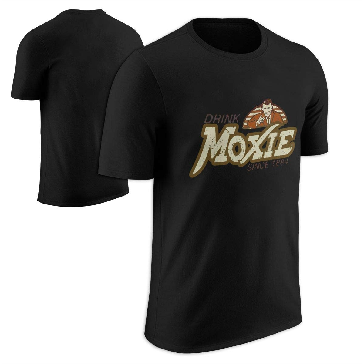 Eastcopr S Moxie Distinctively Different T Shirt