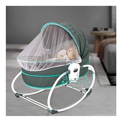 Bigzzia Portable 5 in 1 Baby Cradle