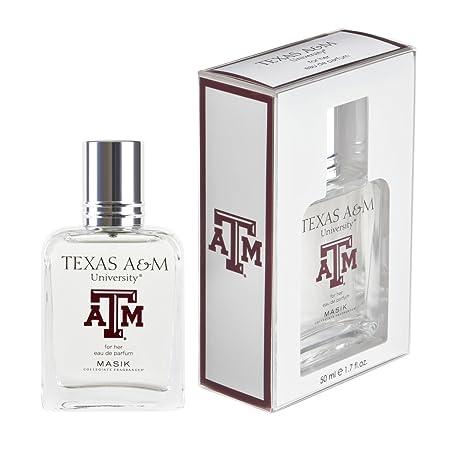 Masik Collegiate Fragrances Eau de Parfum Spray for Women, Texas A M University, 1.7 Ounce