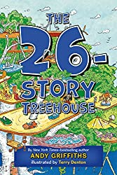 The 26-Story Treehouse (The Treehouse Books)