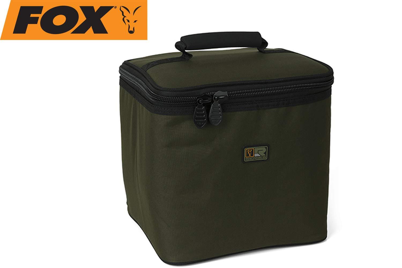 K/ühltasche f/ür Karpfenk/öder Fox R-Series Cooler 27x25x25,5cm K/ödertasche f/ür Angelk/öder Angeltasche f/ür K/öder zum Angeln