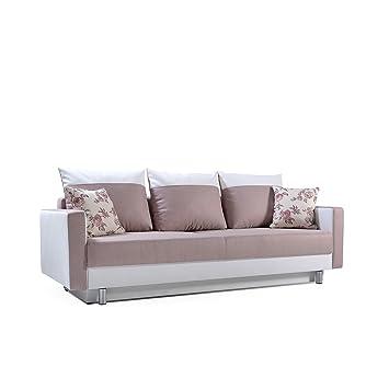Sofa Tamara Mit Bettkasten Und Schlaffunktion Modernes