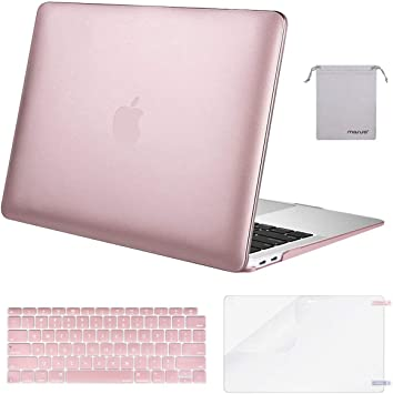 360° Full Body Protective Case Screen Protector KB Cover For 2018 New iMac Air