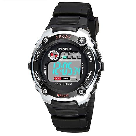 ZCF Reloj Digital para Niños Reloj Electrónico para Niños Reloj Digital Reloj para Niños Relojes para
