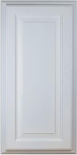 Wood Cabinets Direct STOCK-242-SDU-WHITE, 42 Height