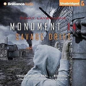 Savage Drift Audiobook