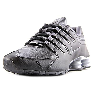 bc52b80d0a48b ... Nike Shox Nz Eu Sz 11 Womens Running Shoes Black New In Box ...