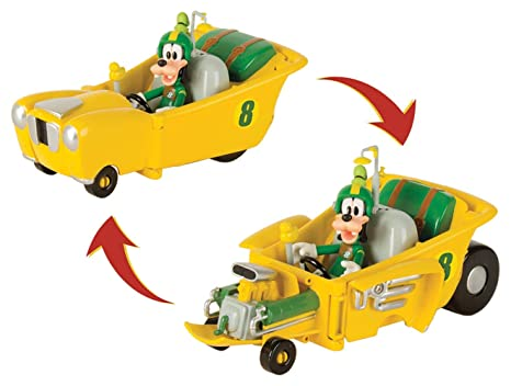 Mickey Mouse Goofy Transformable (IMC Toys 184220)