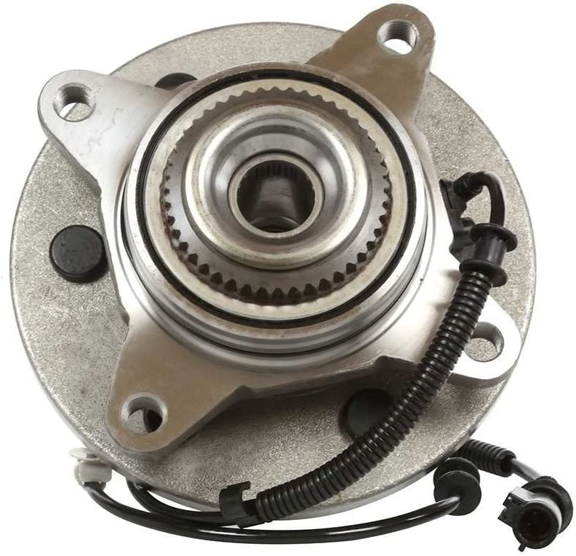 Prime Choice Auto Parts HB613236PR Two Front Wheel Hub Bearing Assembly Pair Set For Left Driver and Right Passenger
