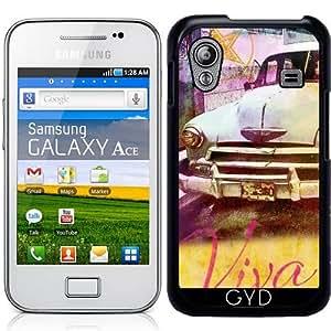 Funda para Samsung Galaxy Ace (GT-S5830) - Viva Cuba by Andrea Haase
