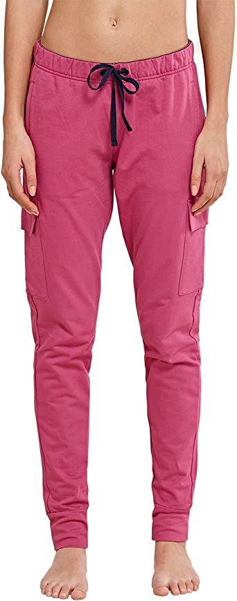 Schiesser Uncover Sweat Pants Parte Inferior del Pijama para Mujer