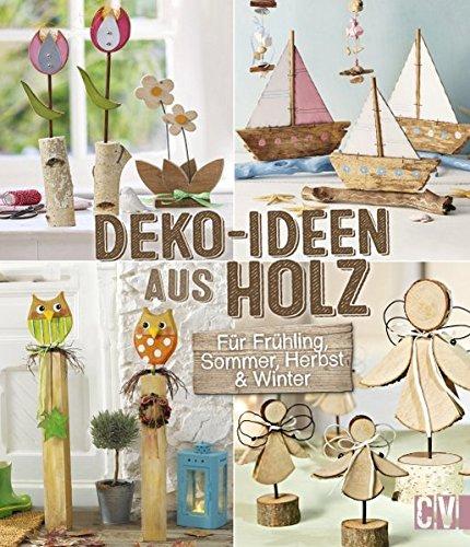 Deko-Ideen aus Holz: Amazon.de: Gerlinde. Dawidowski, Marion ...