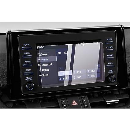 Amazon.com: CDEFG 2019 Toyota RAV4 - Protector de pantalla ...
