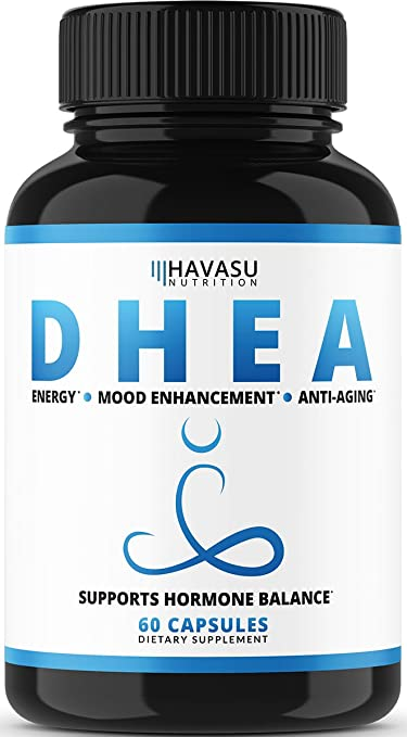 Havasu Nutrition Extra Strength DHEA 50mg Supplement