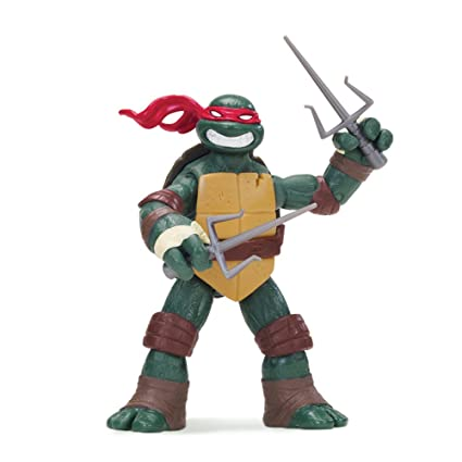 Tortugas Ninja - Figuras articuladas: Raphael (Giochi ...