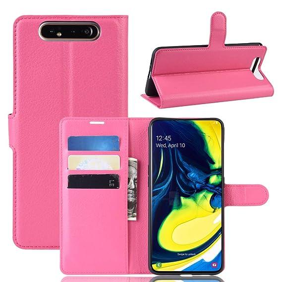 Amazon.com: Aidinar Case for Samsung Galaxy A80 Case, Stand ...