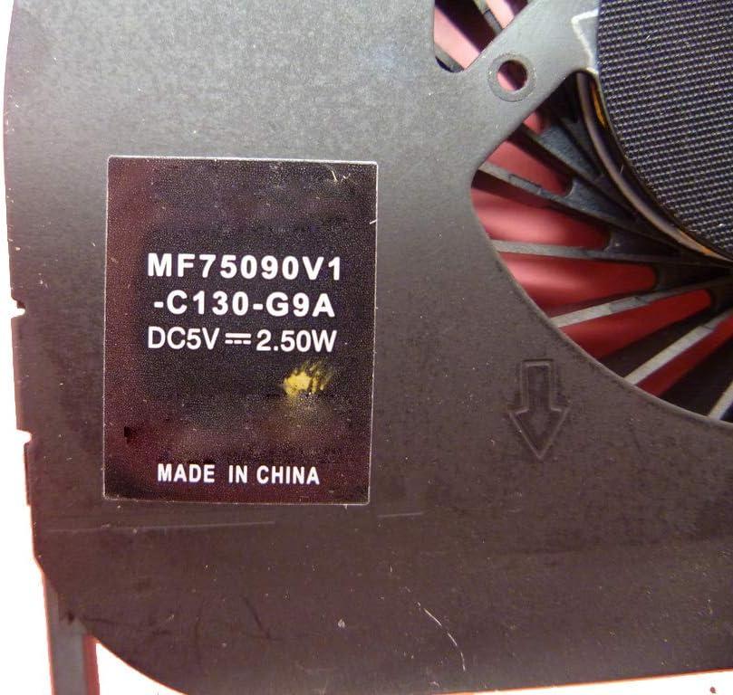GAOCHENG 90% New Laptop CPU Fan for ACER Aspire E1-471G V3-471G MF75090V1-C130-G9A Broken Foot