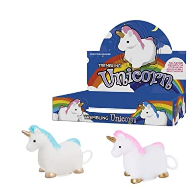 Funtime Gifts Trembling Unicorn (Dispatched from UK): Toys & Games