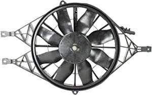 Radiator Fan Assembly for DURANGO 00-02 Dodge Dakota 97-04