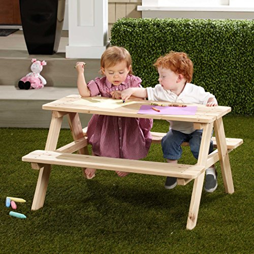 Merry Garden Childrens Picnic Bench