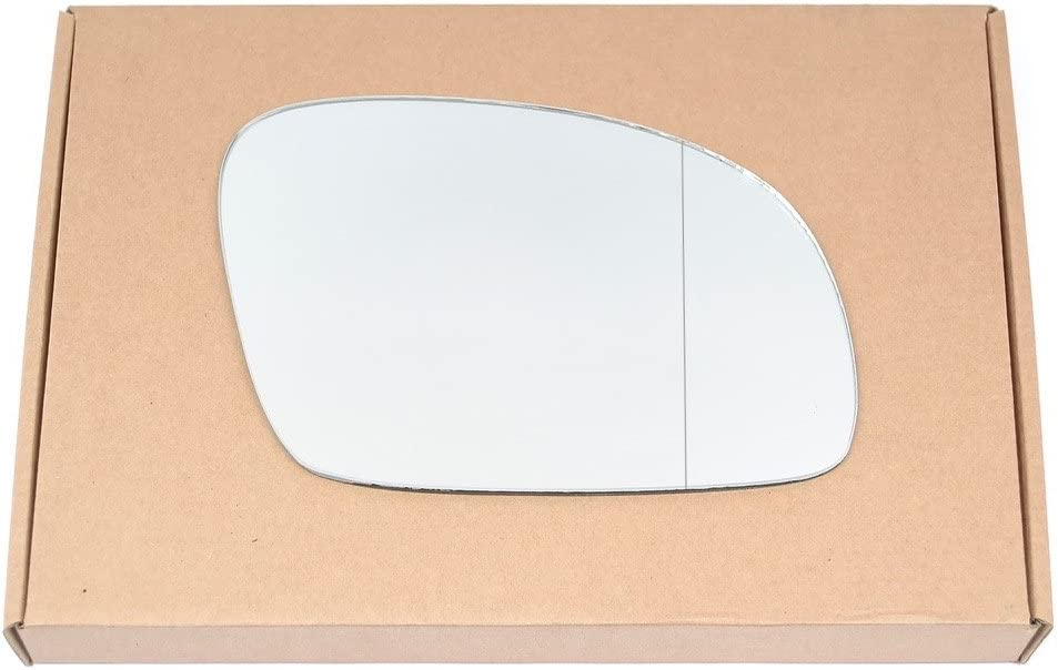 Right Off Driver Side Blind Spot Stick On Mirror glass #VWBeetle03-10-RWA