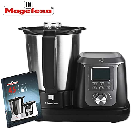 MAGEFESA 02RO4550000 02RO4550000-Robot de Cocina Modelo MAGCHEF ...