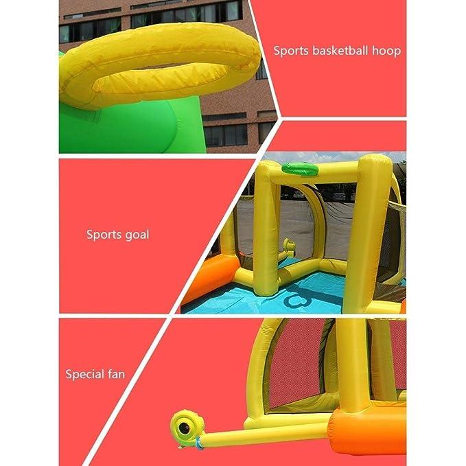 Castillos hinchables for niños Campo de fútbol for niños ...