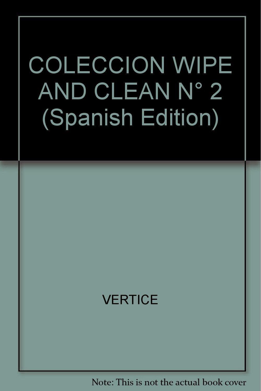 COLECCION WIPE AND CLEAN N° 2 (Spanish Edition) pdf epub