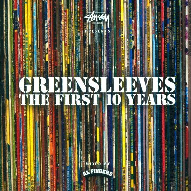 Price comparison product image Al Fingers: Stussy Deluxe x Greensleeves: The First 10 Years CD