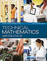 Technical Mathematics with Calculus, 3rd Canadian Edition Front Cover